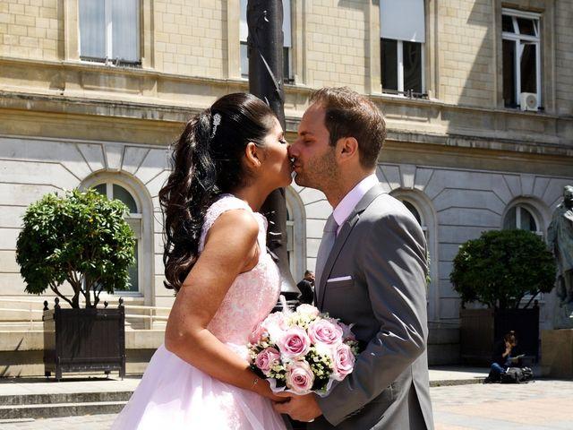 Le mariage de Eytan et Jessica à Bobigny, Seine-Saint-Denis 3