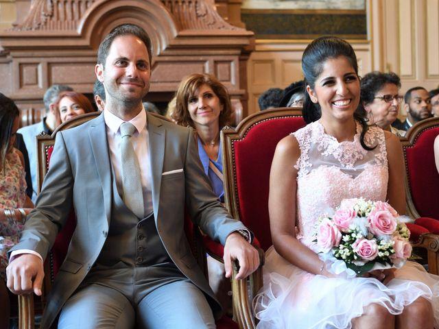 Le mariage de Eytan et Jessica à Bobigny, Seine-Saint-Denis 2