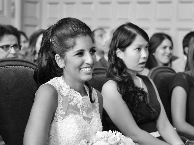 Le mariage de Eytan et Jessica à Bobigny, Seine-Saint-Denis 8