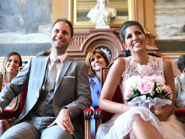 Le mariage de Eytan et Jessica à Bobigny, Seine-Saint-Denis 11