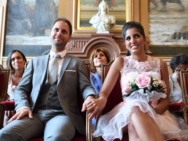 Le mariage de Eytan et Jessica à Bobigny, Seine-Saint-Denis 12