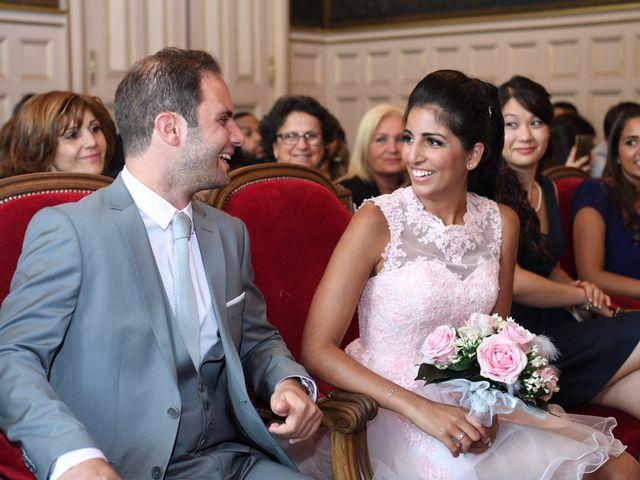Le mariage de Eytan et Jessica à Bobigny, Seine-Saint-Denis 14