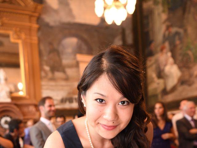 Le mariage de Eytan et Jessica à Bobigny, Seine-Saint-Denis 18