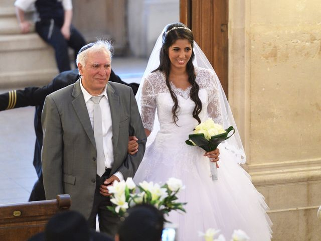Le mariage de Eytan et Jessica à Bobigny, Seine-Saint-Denis 35