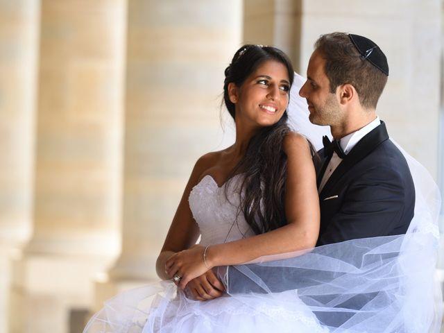 Le mariage de Jessica et Eytan