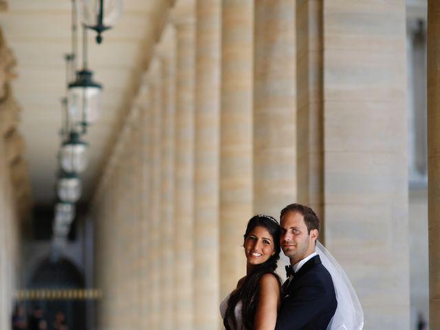 Le mariage de Eytan et Jessica à Bobigny, Seine-Saint-Denis 43