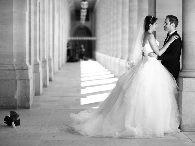 Le mariage de Eytan et Jessica à Bobigny, Seine-Saint-Denis 44