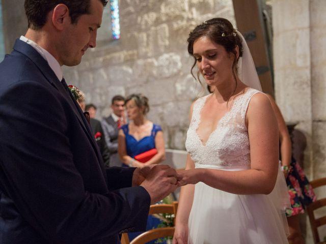 Le mariage de Mathieu et Marie à Sainte-Colombe-de-Villeneuve, Lot-et-Garonne 32