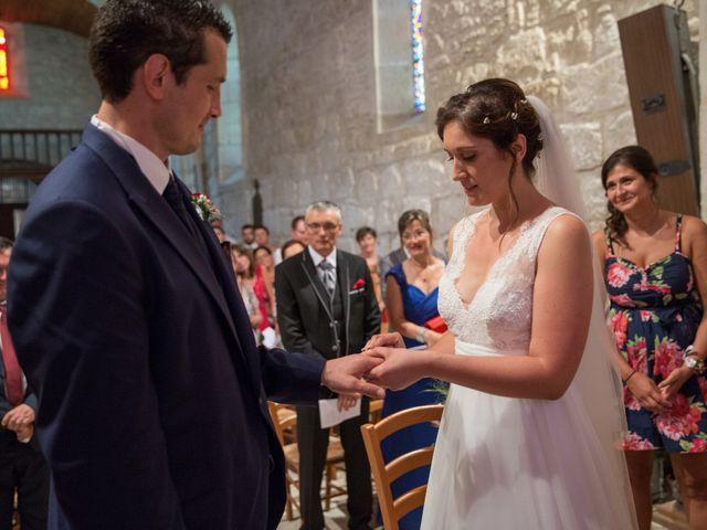 Le mariage de Mathieu et Marie à Sainte-Colombe-de-Villeneuve, Lot-et-Garonne 33
