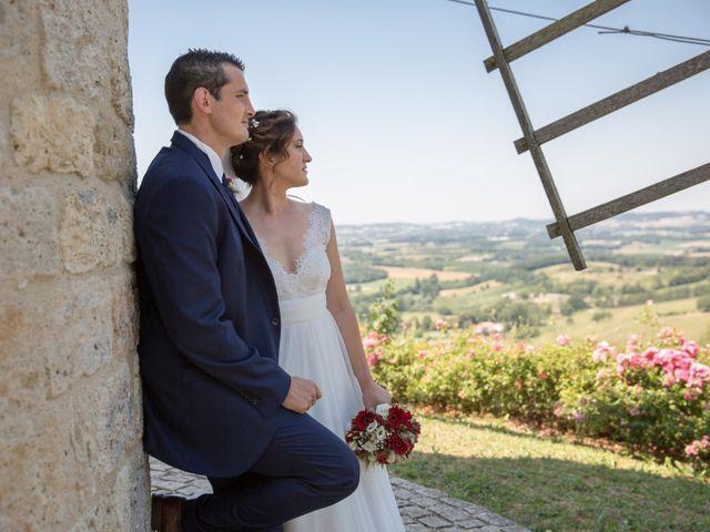 Le mariage de Mathieu et Marie à Sainte-Colombe-de-Villeneuve, Lot-et-Garonne 43