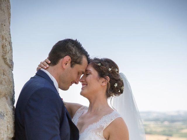 Le mariage de Mathieu et Marie à Sainte-Colombe-de-Villeneuve, Lot-et-Garonne 44