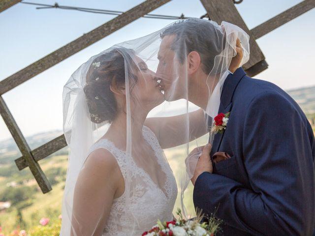 Le mariage de Mathieu et Marie à Sainte-Colombe-de-Villeneuve, Lot-et-Garonne 1