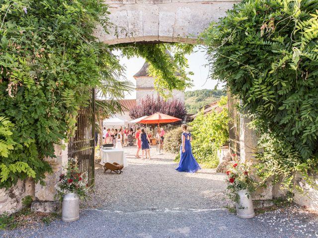 Le mariage de Mathieu et Marie à Sainte-Colombe-de-Villeneuve, Lot-et-Garonne 55