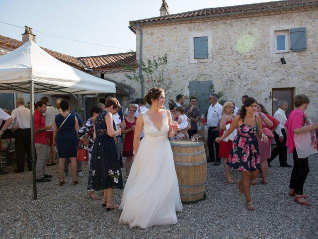 Le mariage de Mathieu et Marie à Sainte-Colombe-de-Villeneuve, Lot-et-Garonne 56
