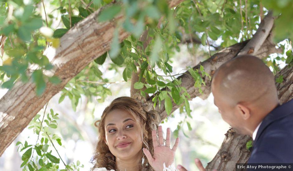 Le mariage de Samuel et Audrey à Saint-Denis, La Réunion