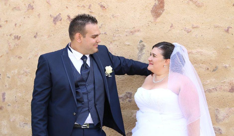 Le mariage de Mickaël et Floriane à Riorges, Loire