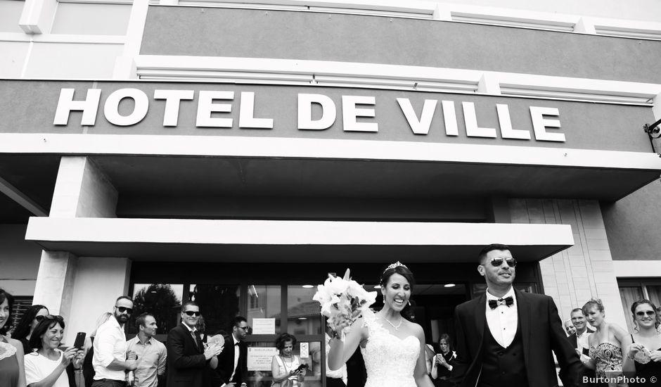 Le mariage de Fessel et Imane à Cuers, Var