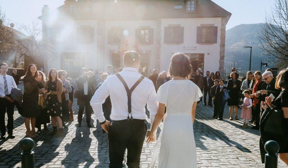 Le mariage de Dylan et Jade à Revel, Isère