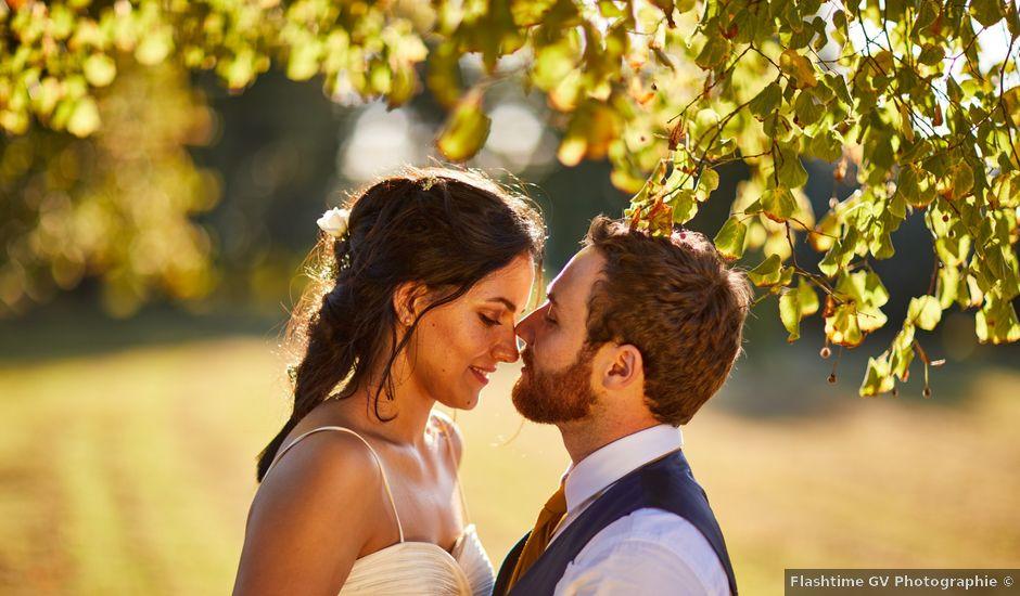 Le mariage de Maxime et Chehrazade à Saint-Lon-les-Mines, Landes