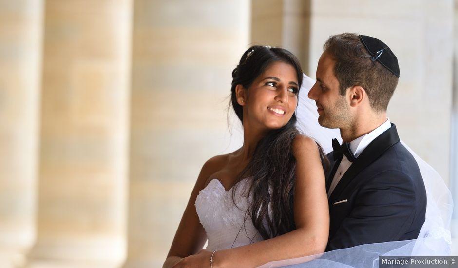 Le mariage de Eytan et Jessica à Bobigny, Seine-Saint-Denis