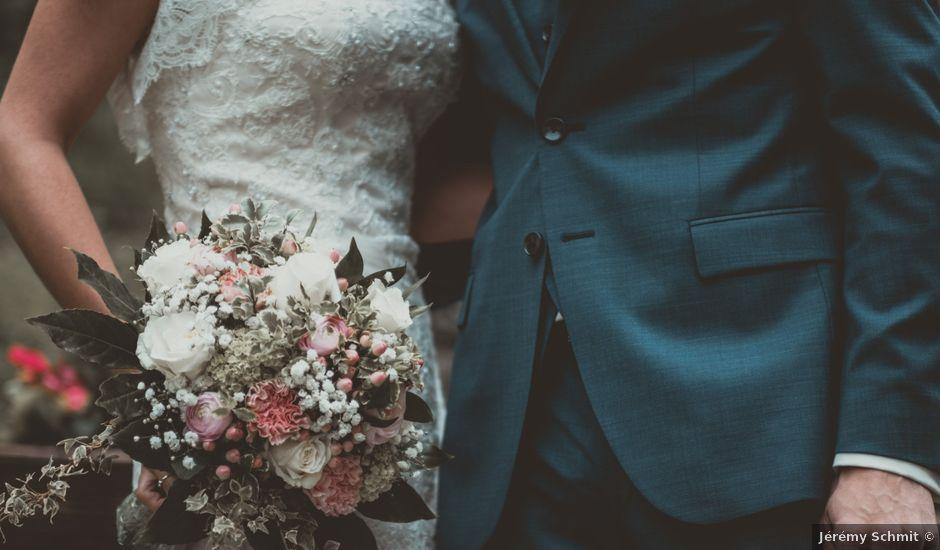 Le mariage de Niklaus et Angela à Saint-Louis, Haut Rhin