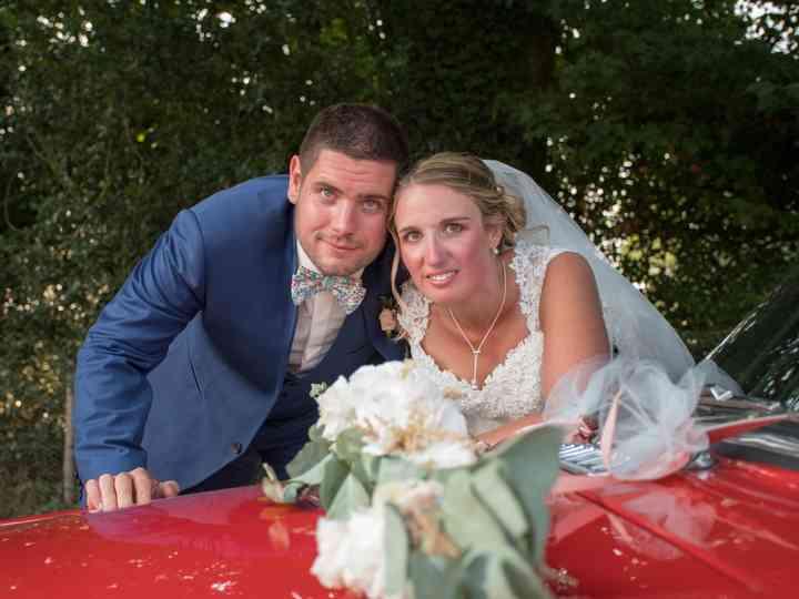 Le mariage de Morgane et Yannick