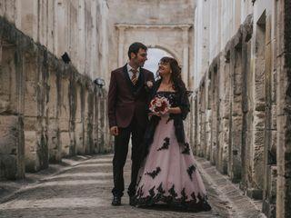 Le mariage de Constance et Virgile 1