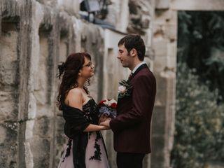 Le mariage de Constance et Virgile