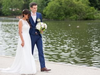 Le mariage de Vima et Jacques-Daniel