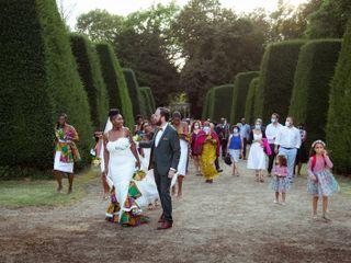 Le mariage de Vera et Bibou
