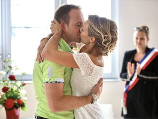 Le mariage de Laetitia et Sebastian