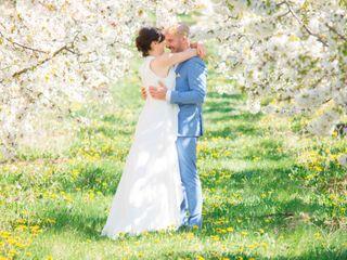 Le mariage de Violaine et Mehdi
