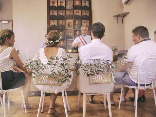 Le mariage de Nicolas et Cécile à Saint-Antonin, Alpes-Maritimes 5