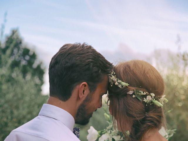 Le mariage de Nicolas et Cécile à Saint-Antonin, Alpes-Maritimes 8