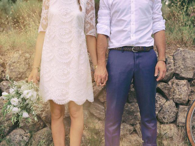 Le mariage de Nicolas et Cécile à Saint-Antonin, Alpes-Maritimes 9