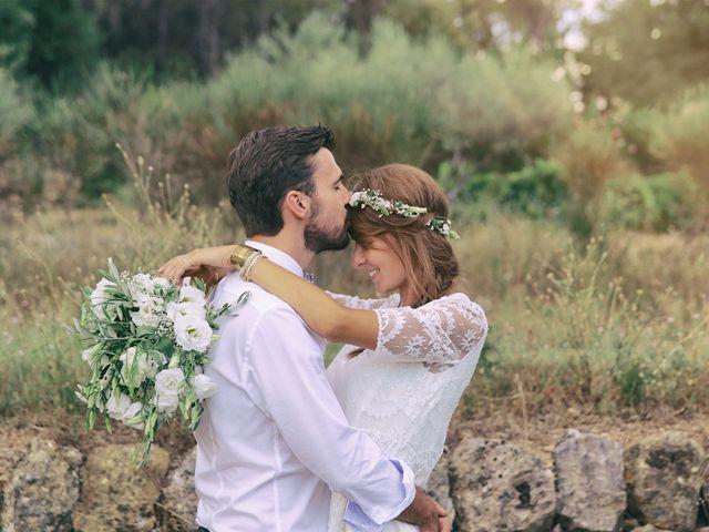Le mariage de Nicolas et Cécile à Saint-Antonin, Alpes-Maritimes 10