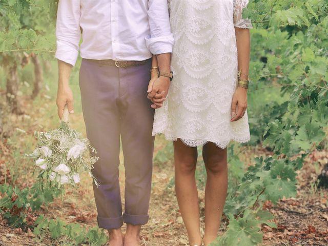 Le mariage de Nicolas et Cécile à Saint-Antonin, Alpes-Maritimes 11
