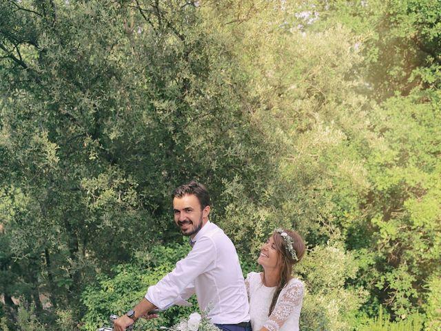 Le mariage de Nicolas et Cécile à Saint-Antonin, Alpes-Maritimes 12