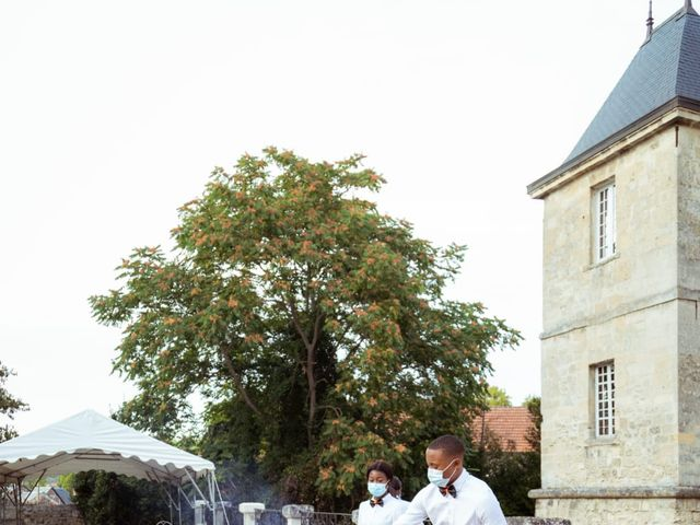 Le mariage de Bibou  et Vera à Vic-sur-Aisne, Aisne 8