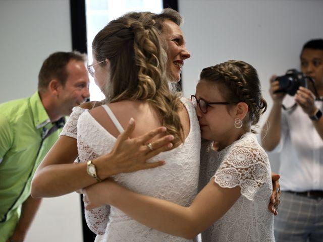 Le mariage de Sebastian et Laetitia à Tiffauges, Vendée 13