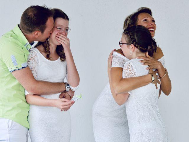 Le mariage de Sebastian et Laetitia à Tiffauges, Vendée 18