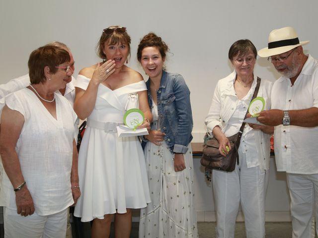 Le mariage de Sebastian et Laetitia à Tiffauges, Vendée 22