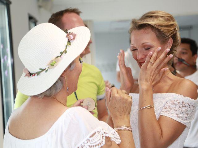 Le mariage de Sebastian et Laetitia à Tiffauges, Vendée 25