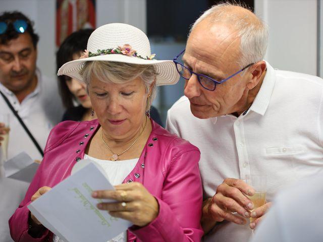 Le mariage de Sebastian et Laetitia à Tiffauges, Vendée 27