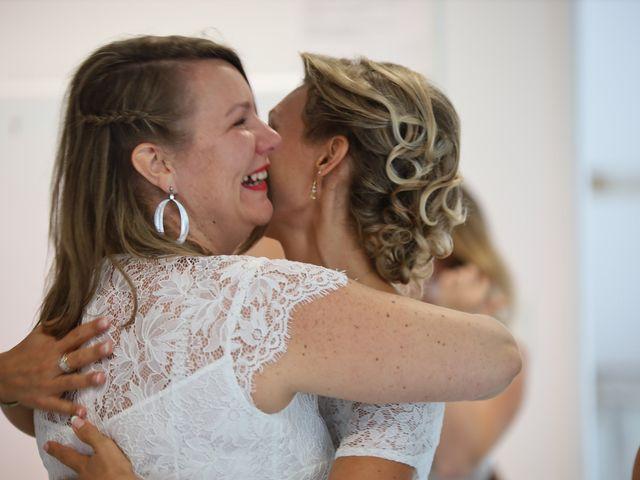 Le mariage de Sebastian et Laetitia à Tiffauges, Vendée 28