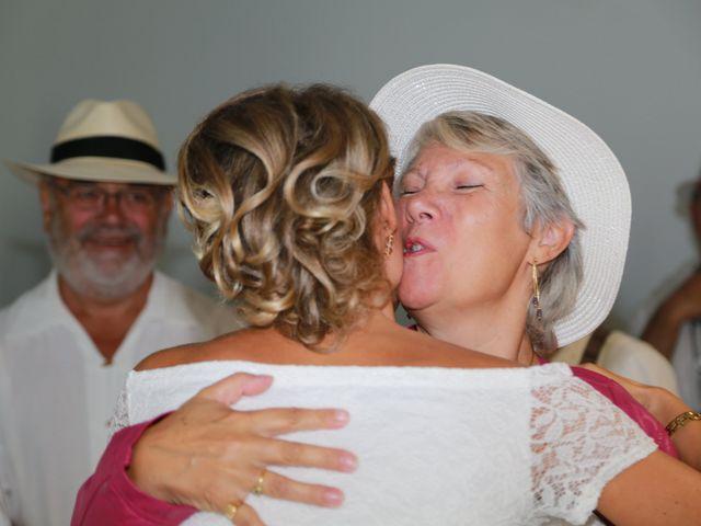 Le mariage de Sebastian et Laetitia à Tiffauges, Vendée 30