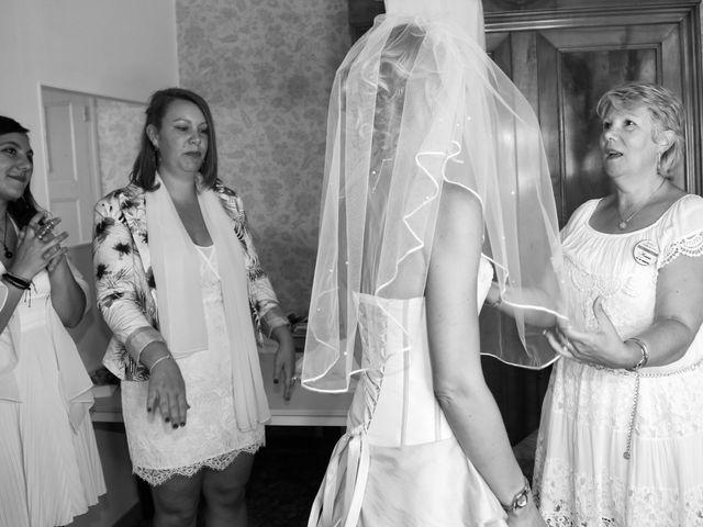 Le mariage de Sebastian et Laetitia à Tiffauges, Vendée 42