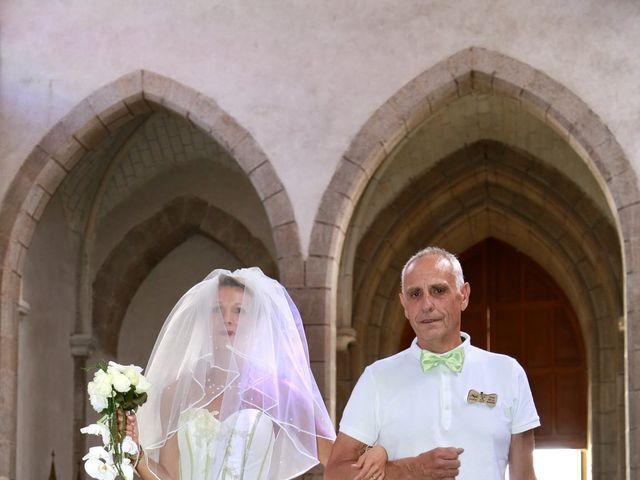 Le mariage de Sebastian et Laetitia à Tiffauges, Vendée 44