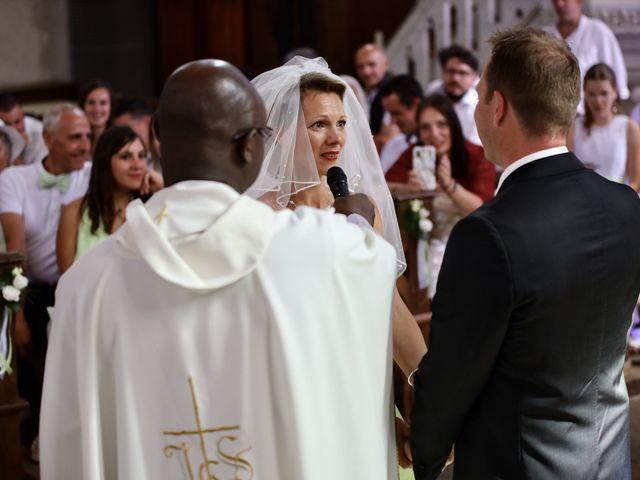 Le mariage de Sebastian et Laetitia à Tiffauges, Vendée 47
