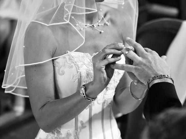 Le mariage de Sebastian et Laetitia à Tiffauges, Vendée 49